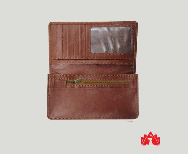 کیف پول چرم مردانه AM ۵/۲۵۴