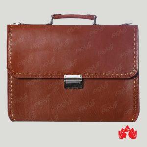 کیف چرمی اداری AL 10